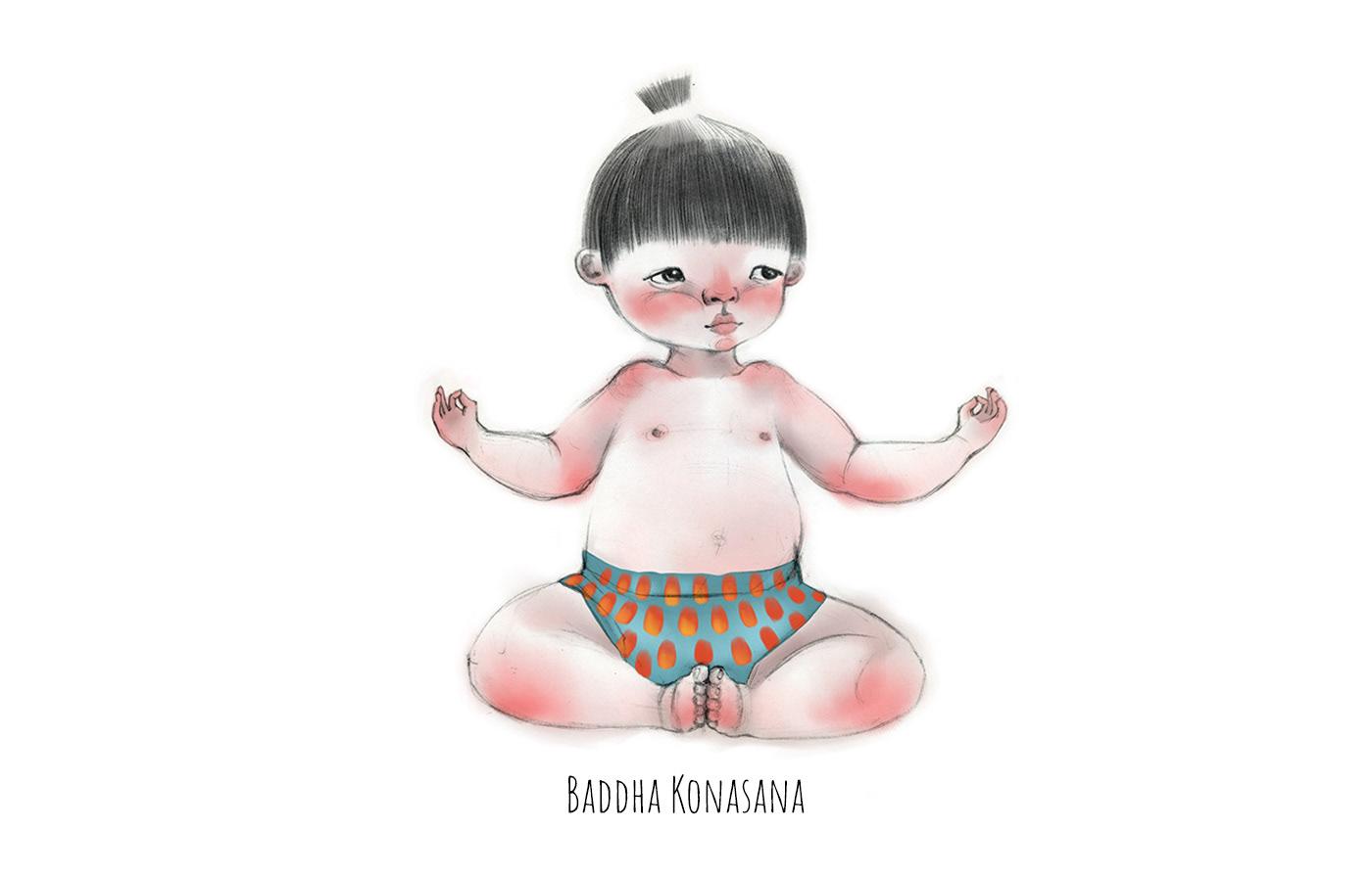 Image may contain: toddler, baby and cartoon