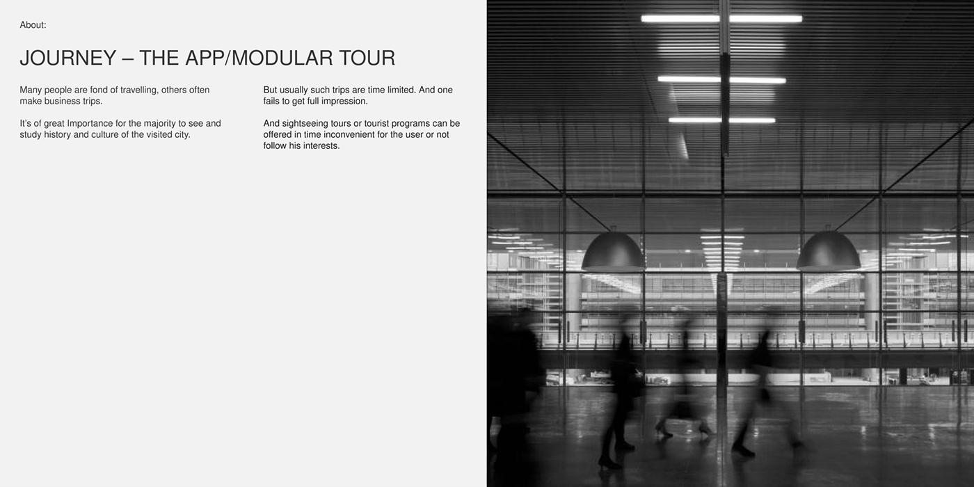 app brutal mobile tour ux UX UI