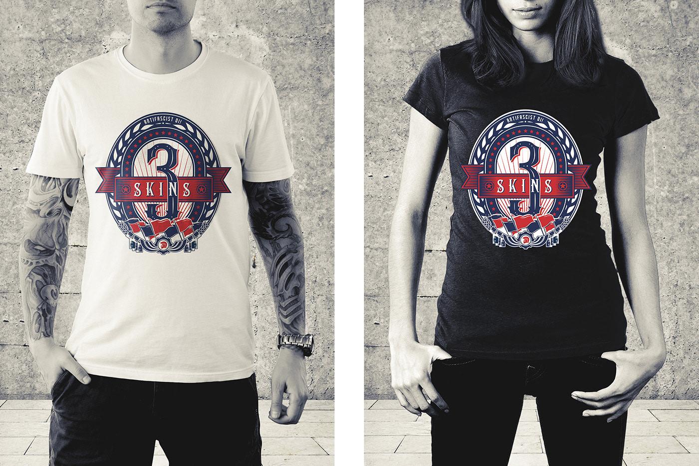 scaffolding industrie shirt shirtesign vintage Vintage Design Retro rocknroll