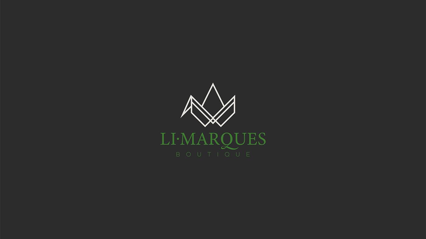 boutique brand estilo identidade visual logo Logotipo marca moda roupa Tsuru