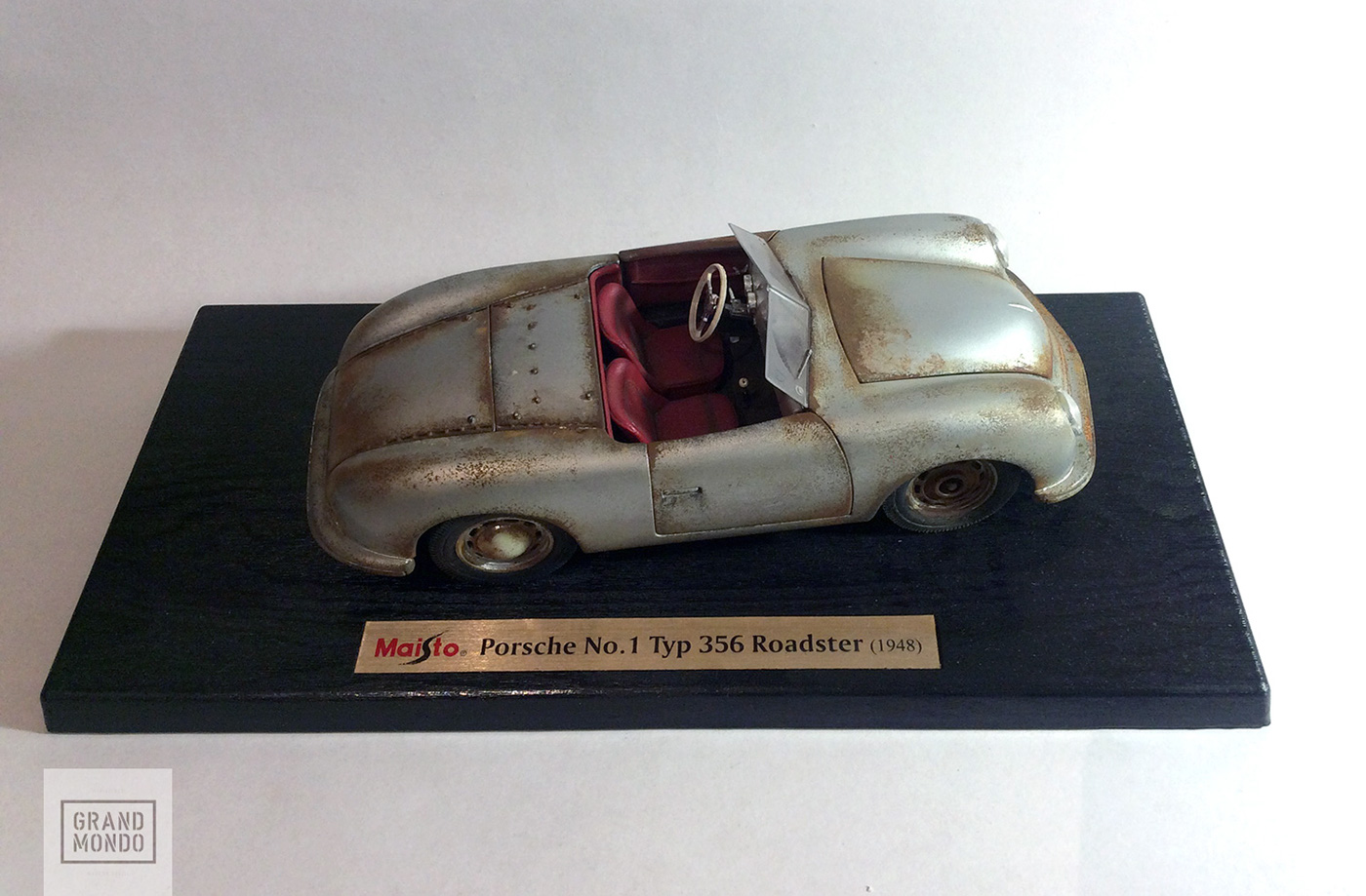 Abandoned porsche 356 on behance vanachro Choice Image