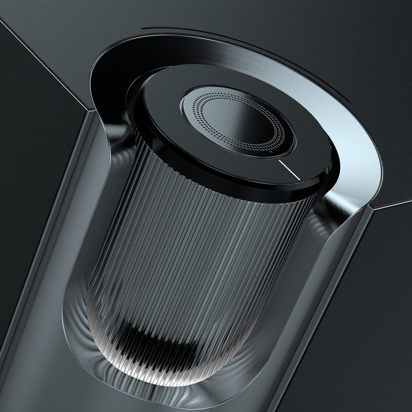 industrial design  HardSurface technologic lighting octane cinema 4d