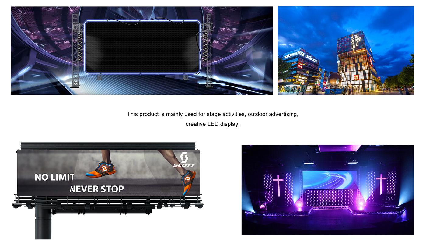 工业设计 产品设计 product design  led