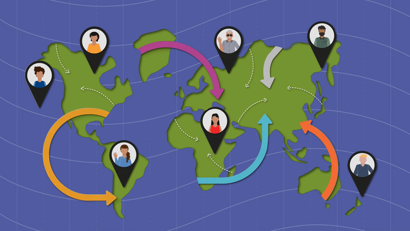 Image may contain: cartoon, screenshot and map