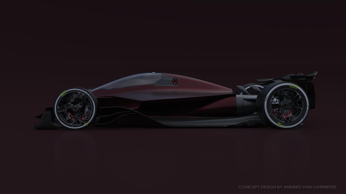 ferrari 2021 concept - car wallpaper