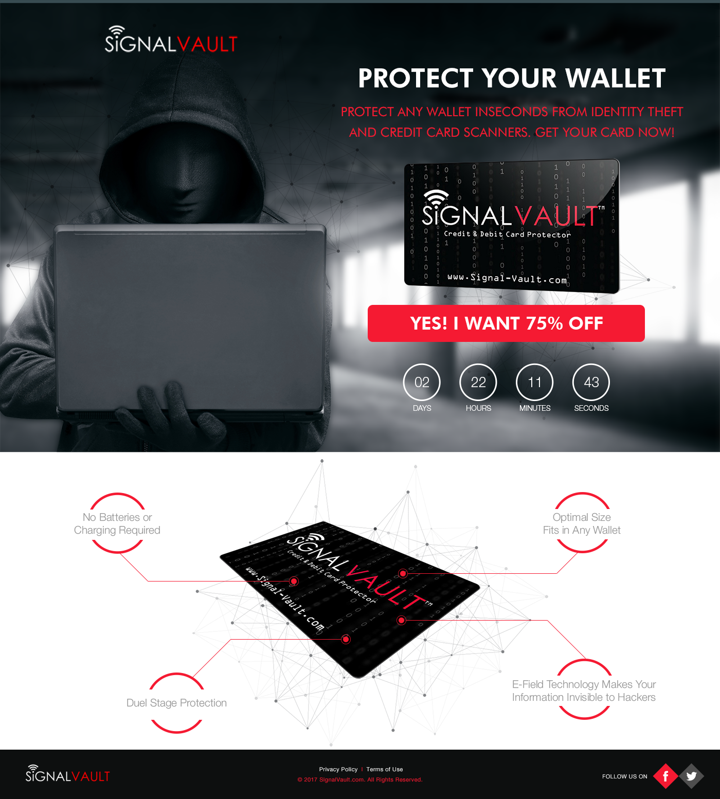 security protection safety hacker virus device crdit card black and red BLACK &RED