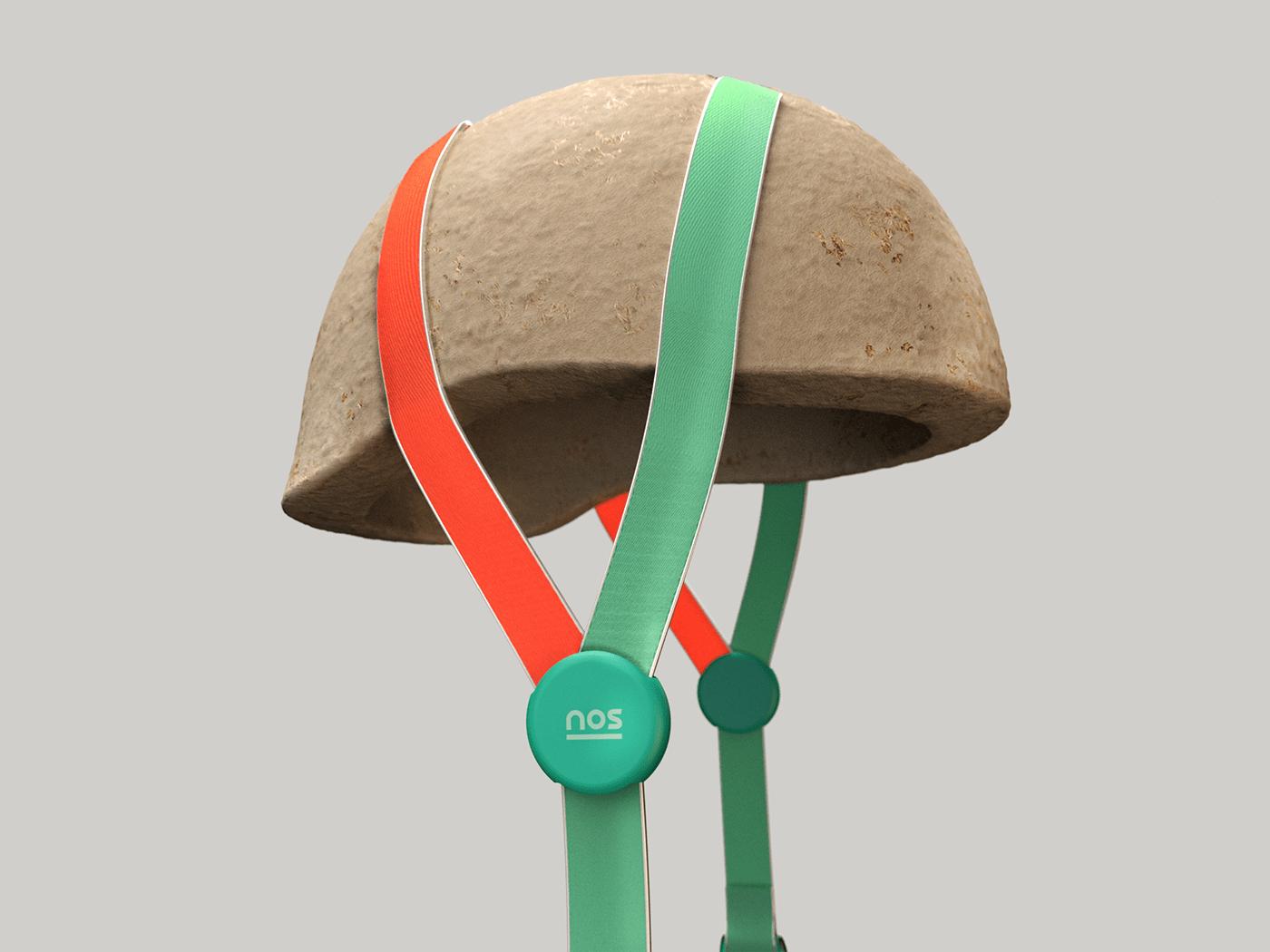 Bike design eco ecofriendly Helmet industrialdesign mobility product design  recyclable