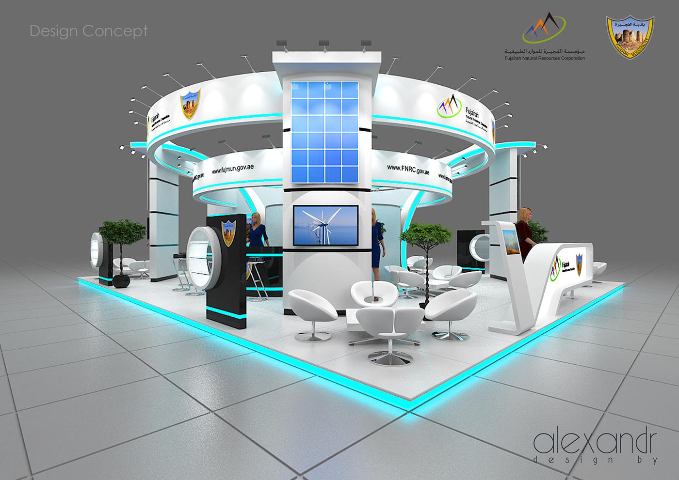 Exhibition Stand Design Behance : Exhibition stand designe on behance