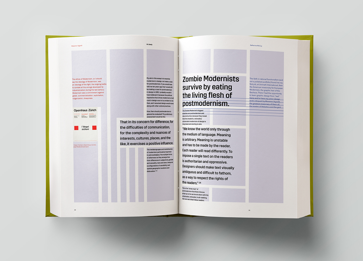 Postmodernism Book Design On Behance Please View Project Details On