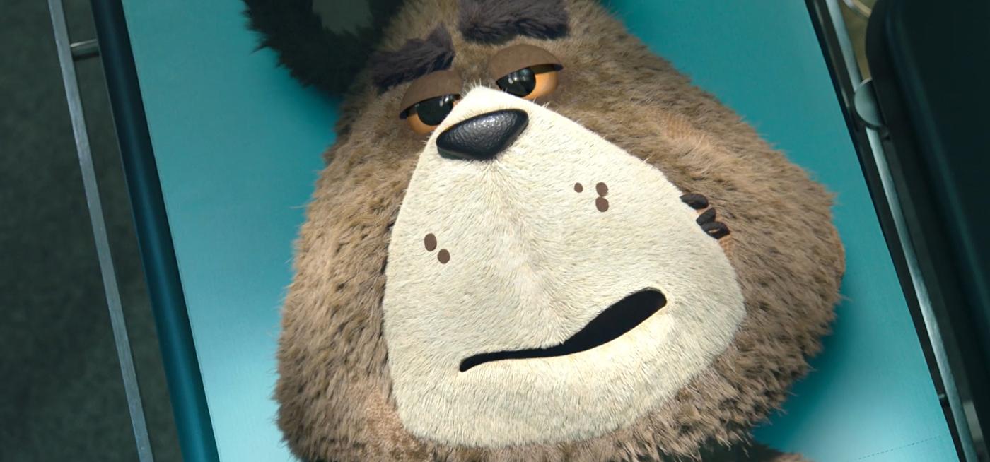 character animation animation  plush Facial Animation