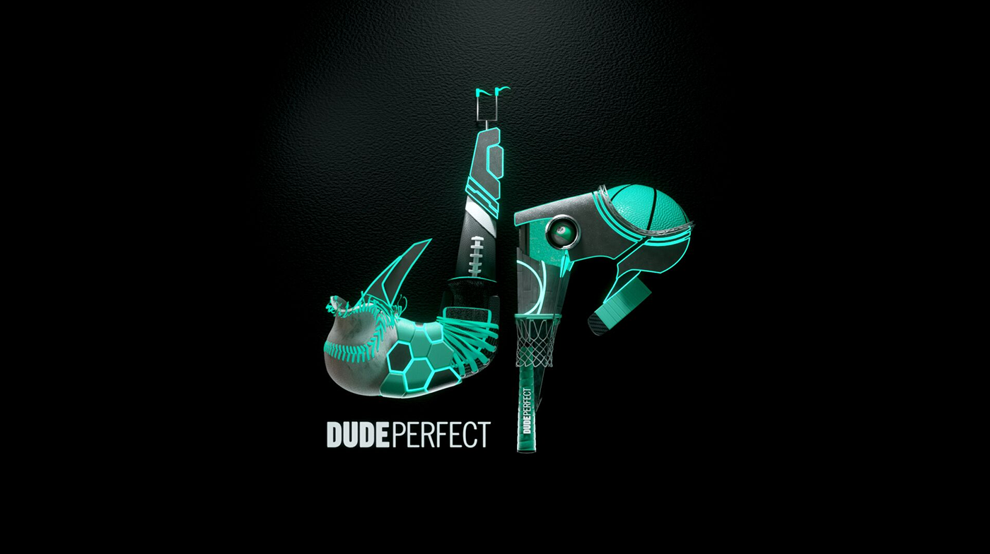 DUDE PERFECT on Behance 44d59c71f
