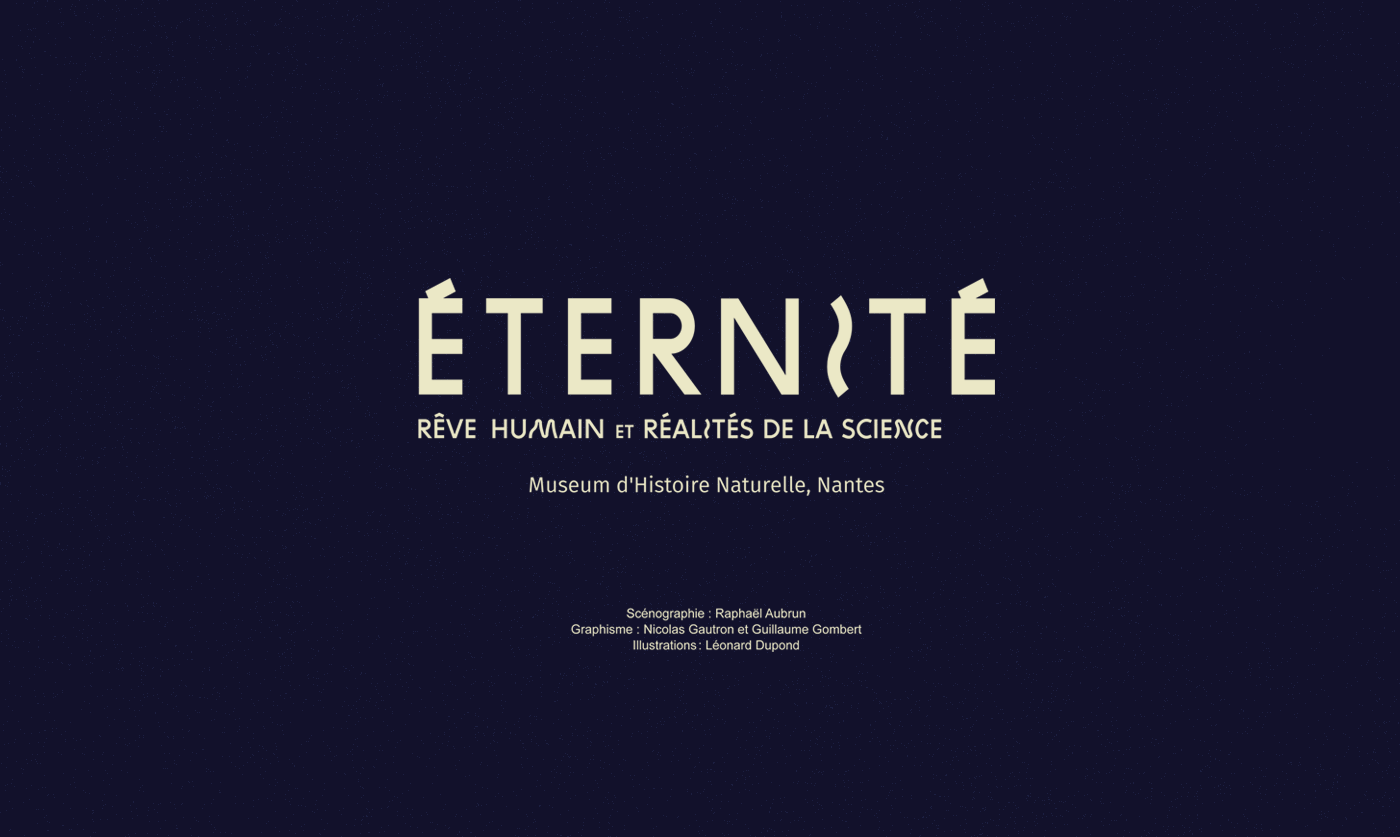 Nantes Exhibition  exposition Immortality Eternity Planets science