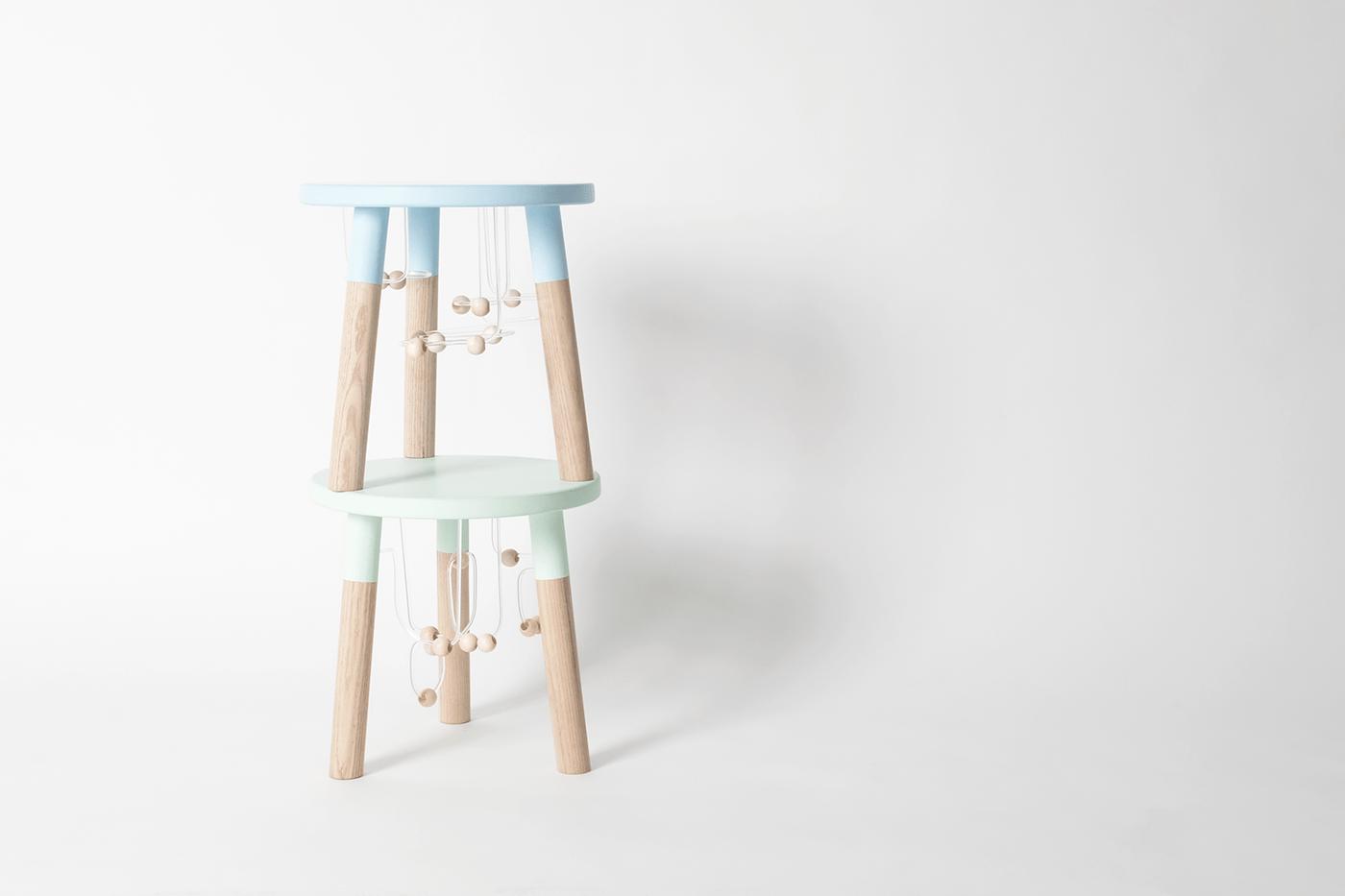 children furniture furniture design  industrial design  kids design product design  stool toy design  toy