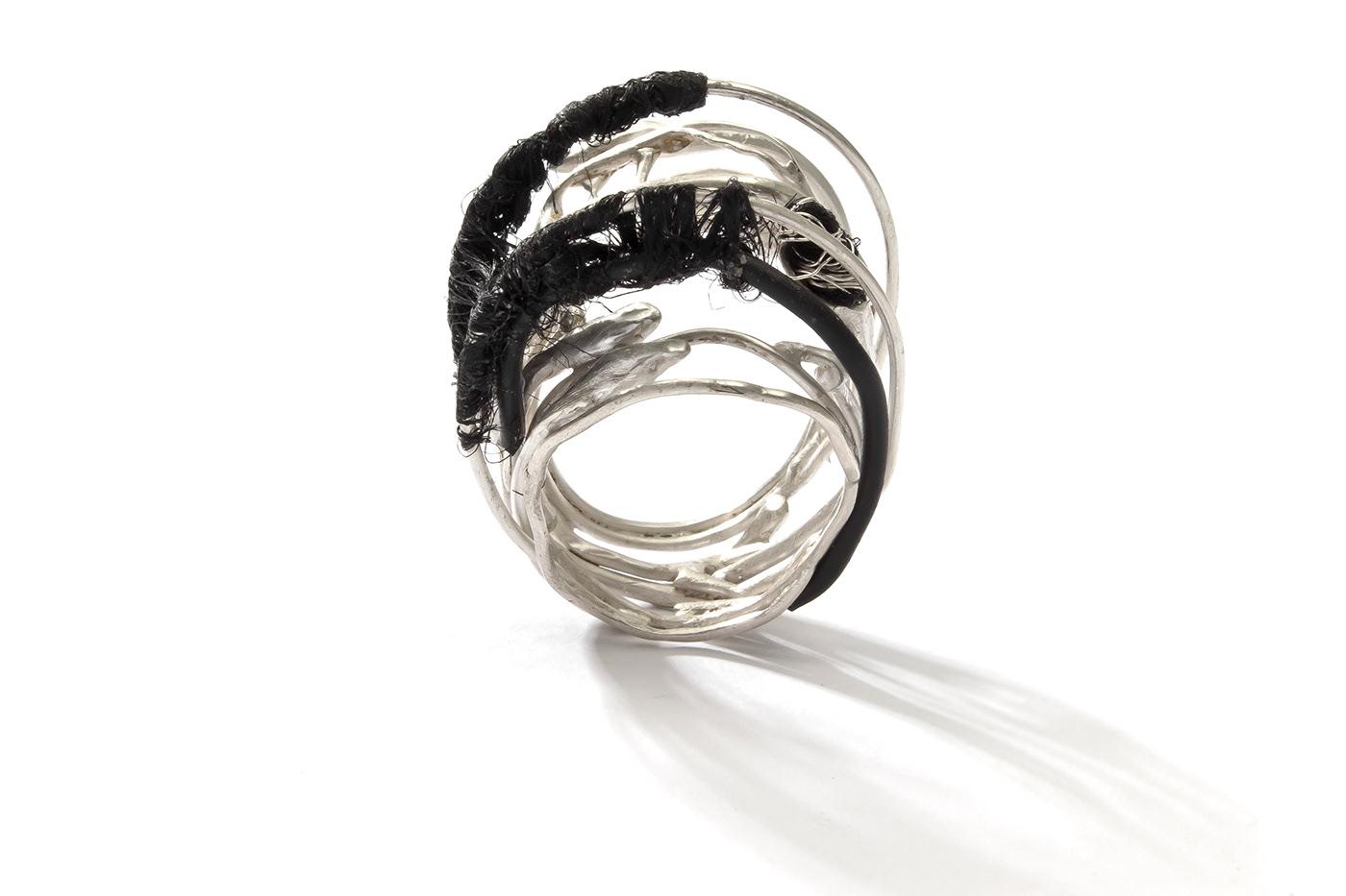 contemporary jewelery  contemporary jewelry joyeria Joyería contemporánea mabel pena