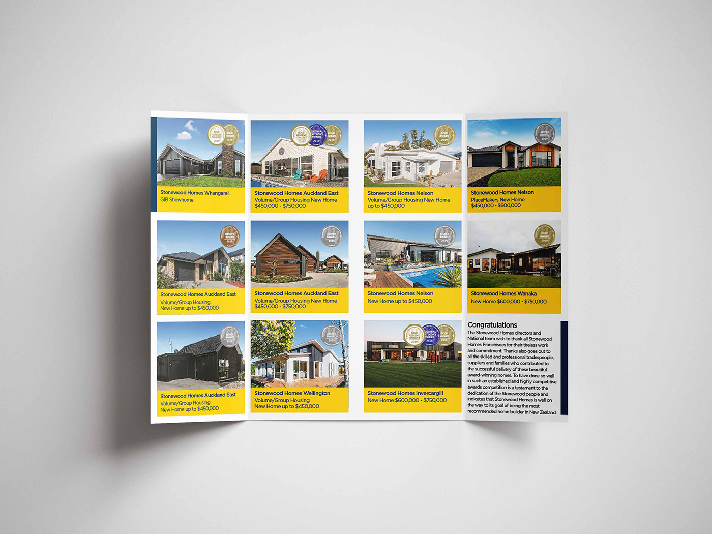 brochure catalog flyer handout leaflet pamphlet