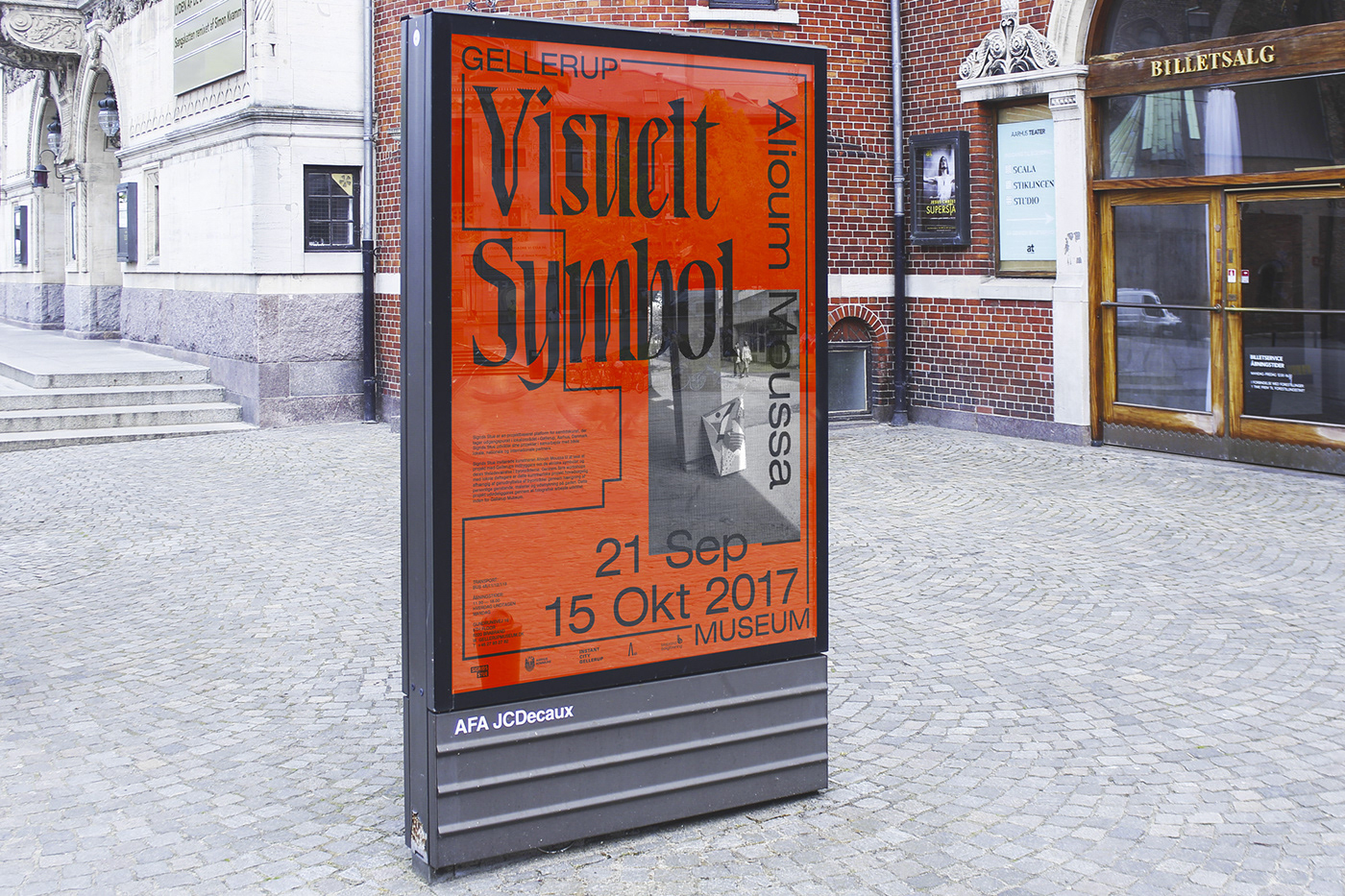 visual identity museum culture poster typography   branding  logo print Website graphicdesign