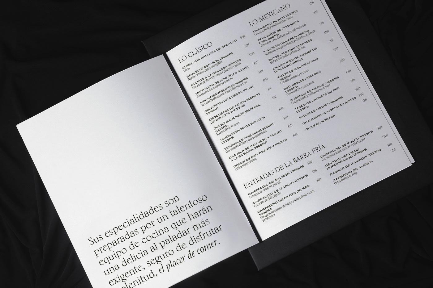 contemporary cuisine Culinary elegante menu mexico Nancy restaurant restaurante wine