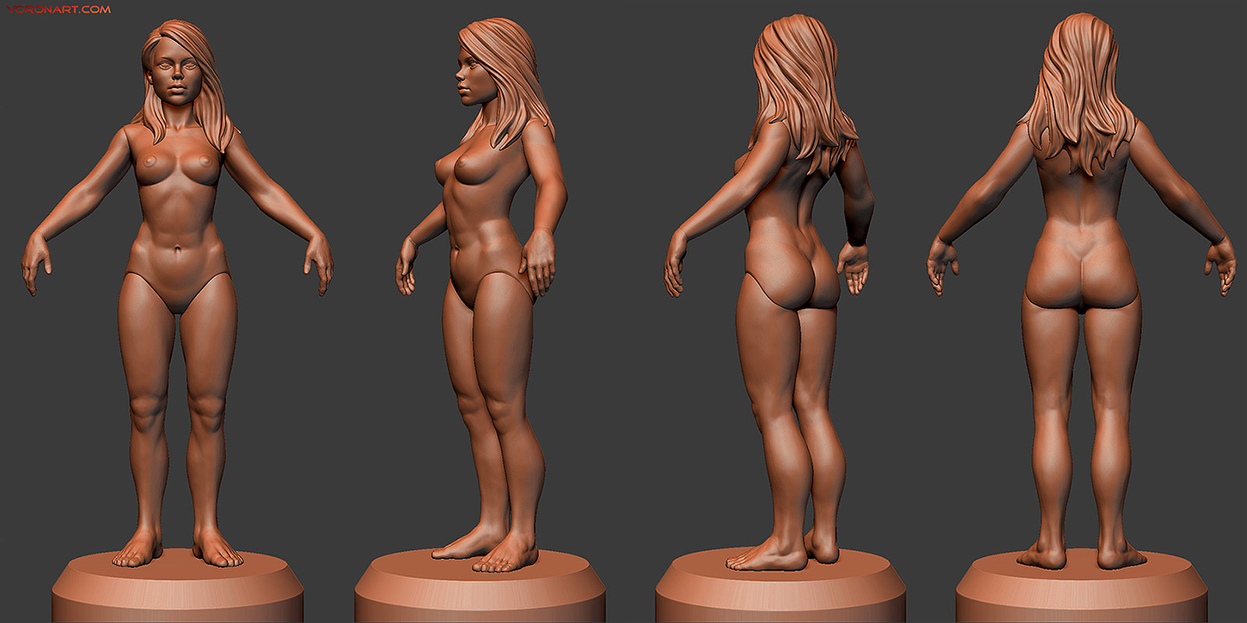 Naked woman statue photo free image on unsplash