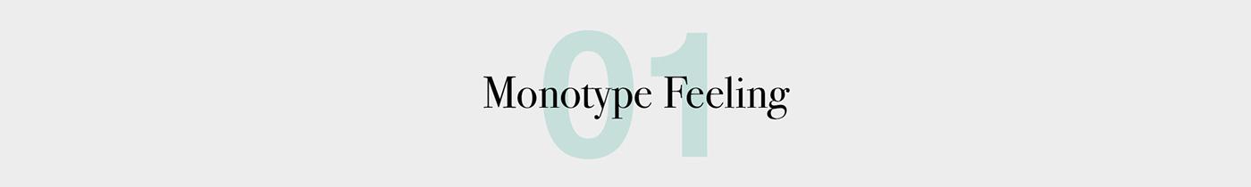 Website minimal UI ux falt media monotype article Editor GUI
