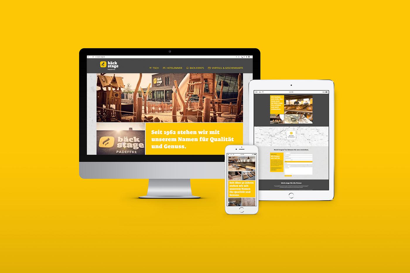branding  Corporate-Design print social-media web-design
