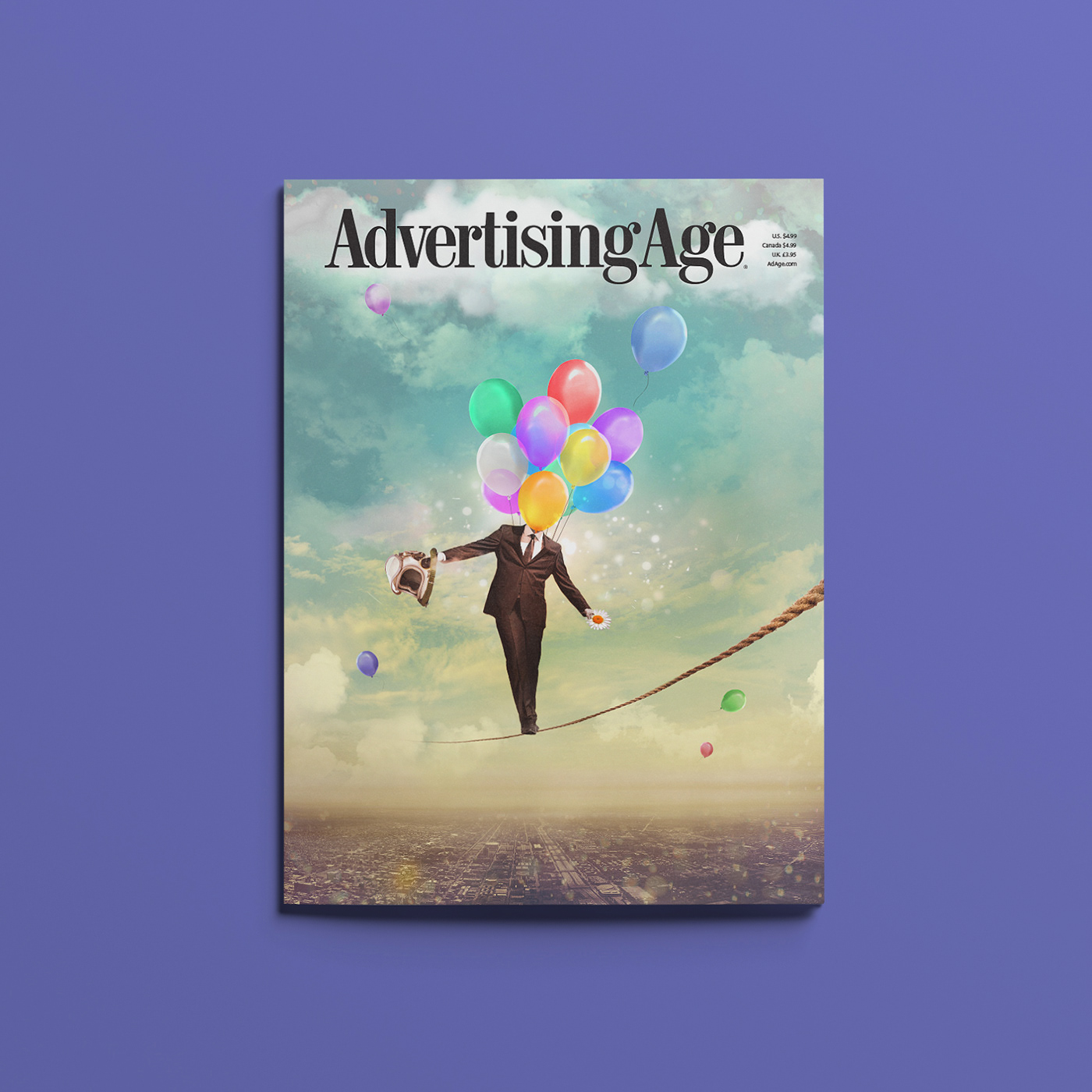 Advertising Age adage Cannes cover design Creativity cannes issue risk taking