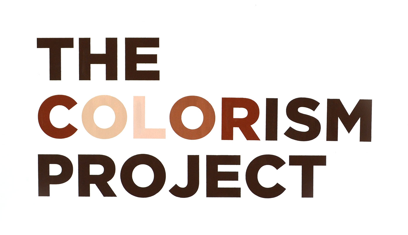 THE COLORISM PROJECT on Behance