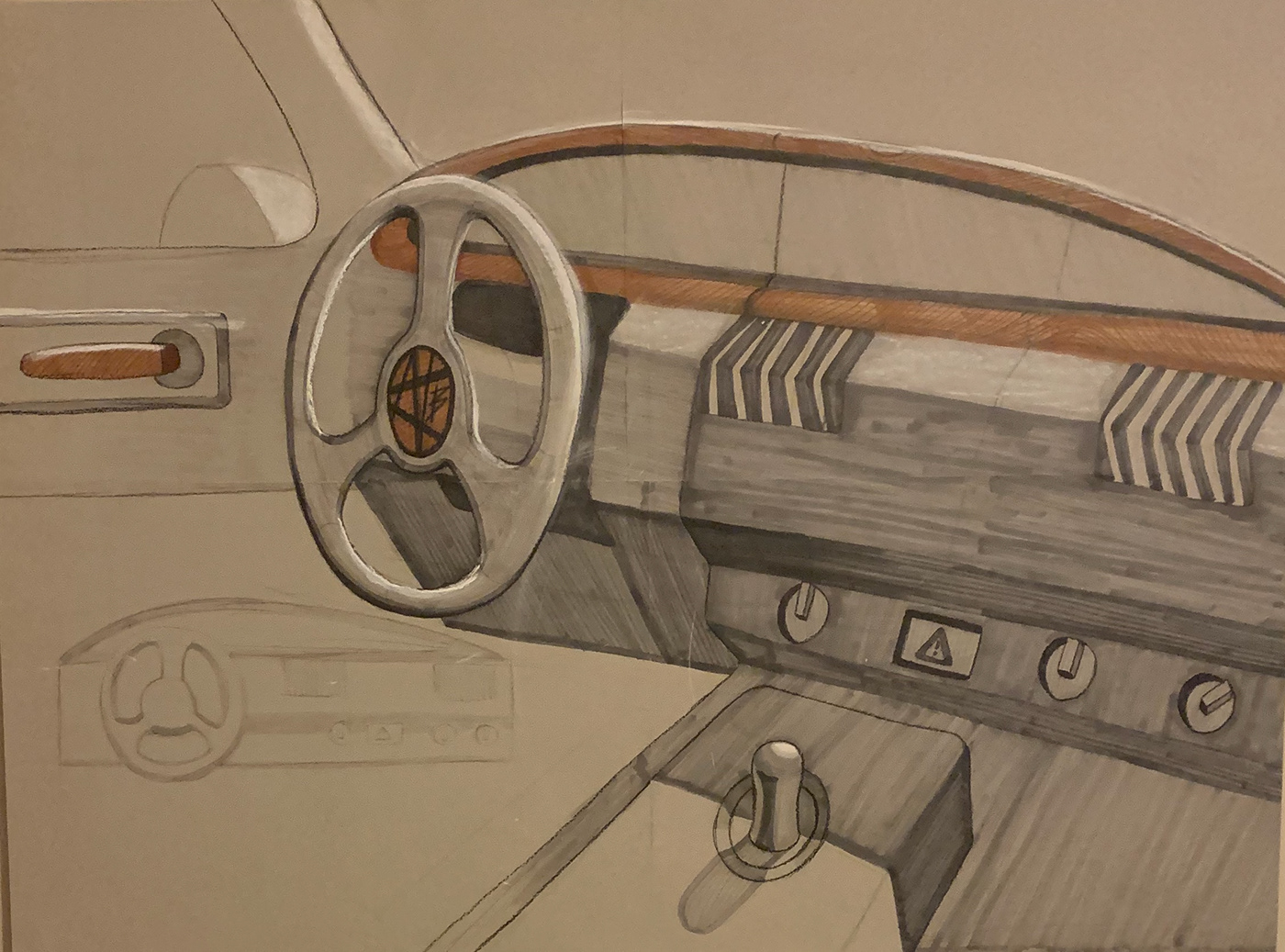 Image may contain: drawing and cartoon