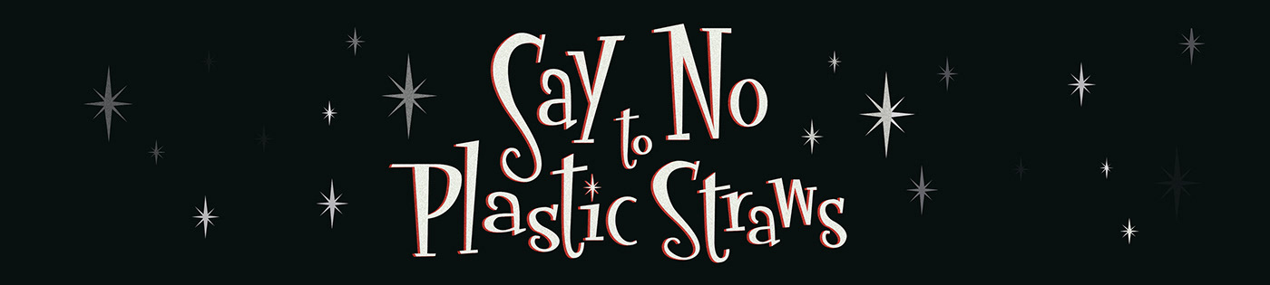 byebyestraws plastic change plastic free cocktail ecoo artists again plastics marine life