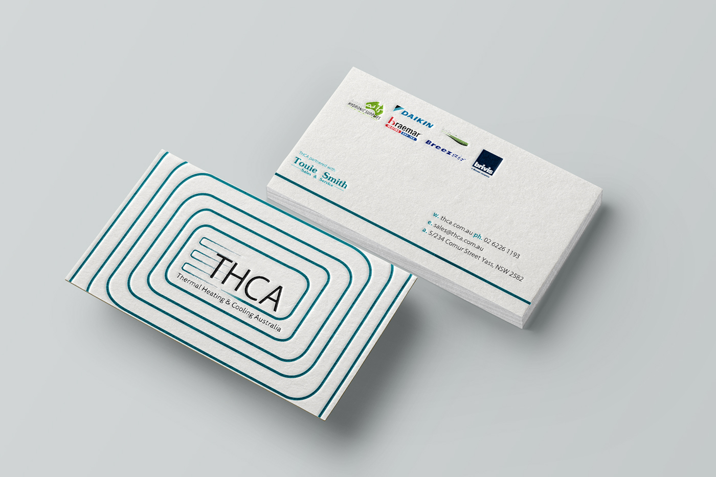 Thca thermal heating and cooling australia on behance reheart Images