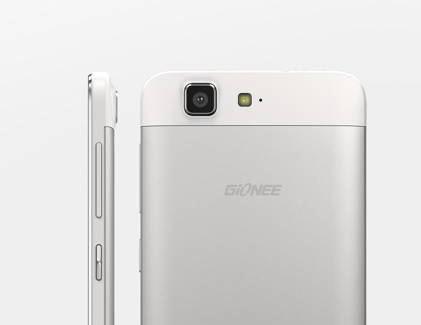 Smartphone Gionee F303 on Behance
