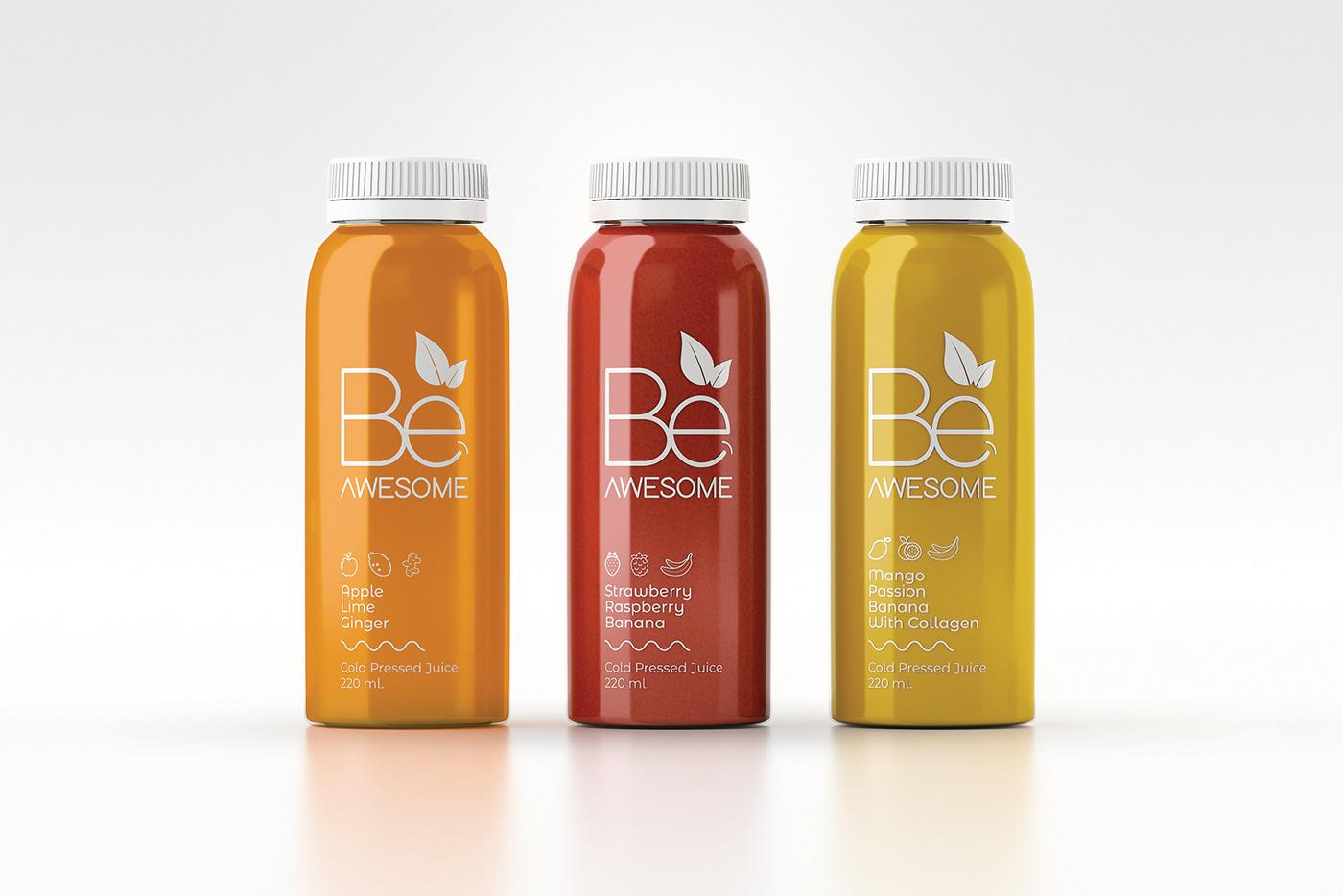 branding  brandingdesign design juice Packaging packagingdesign productphotography