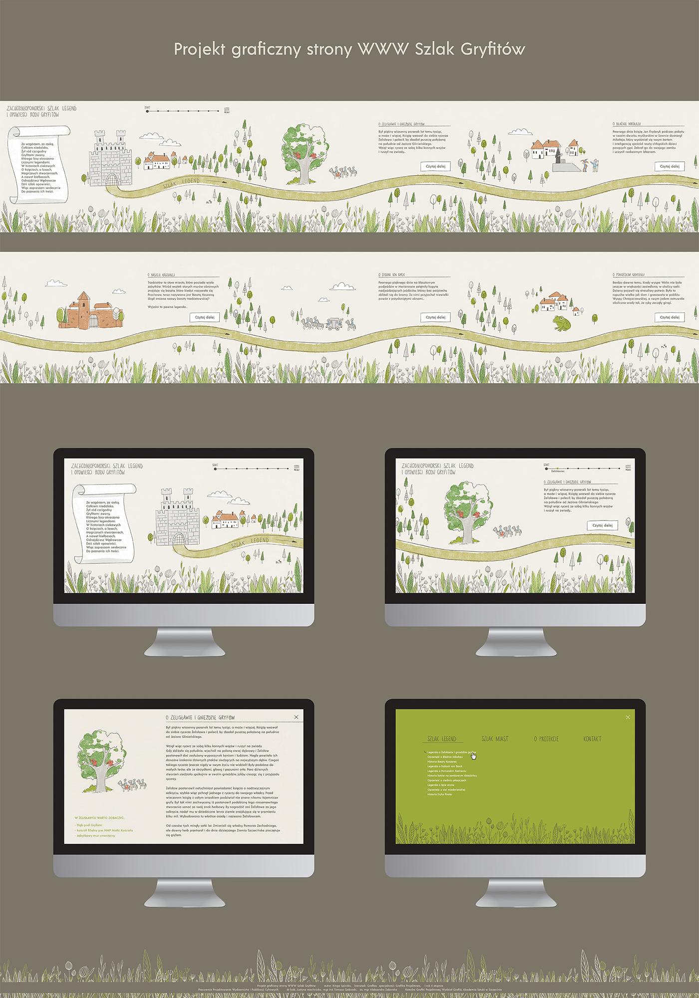 Gra onepage www Wydawnictwa