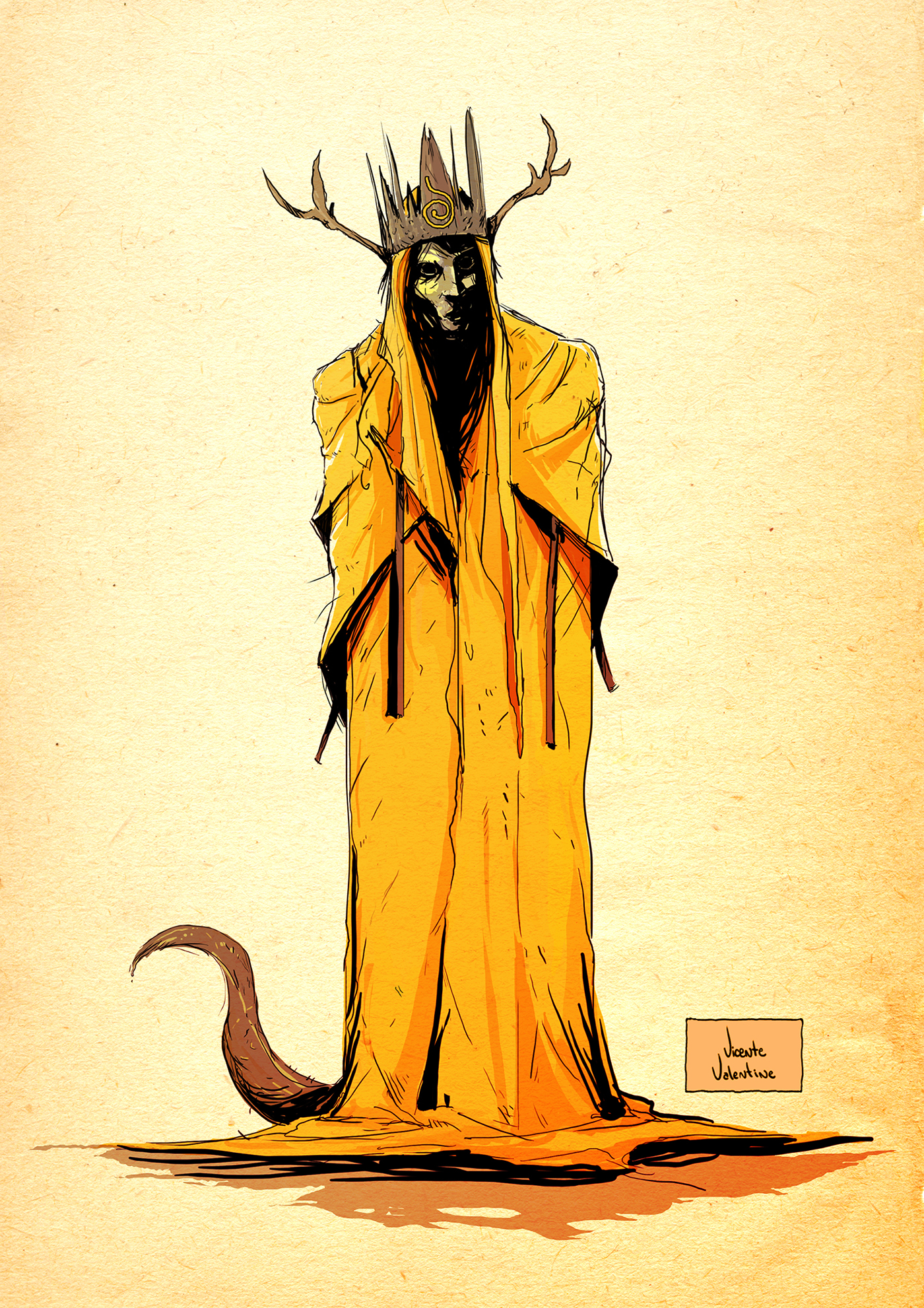 The Yellow King Download