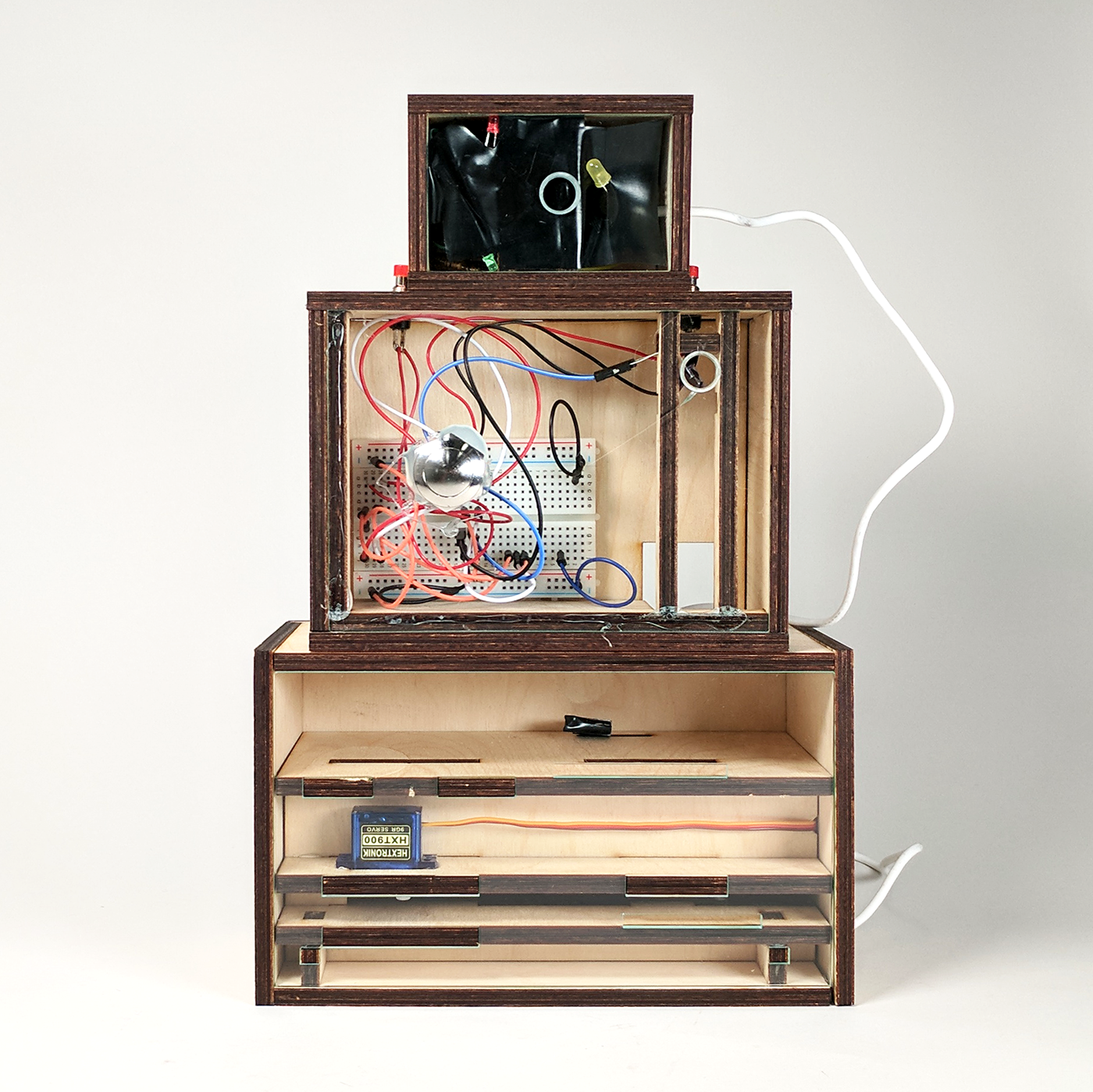 IoT,Internet of Things,connected ecosystem,Rapid Prototyping,wooden prototypes