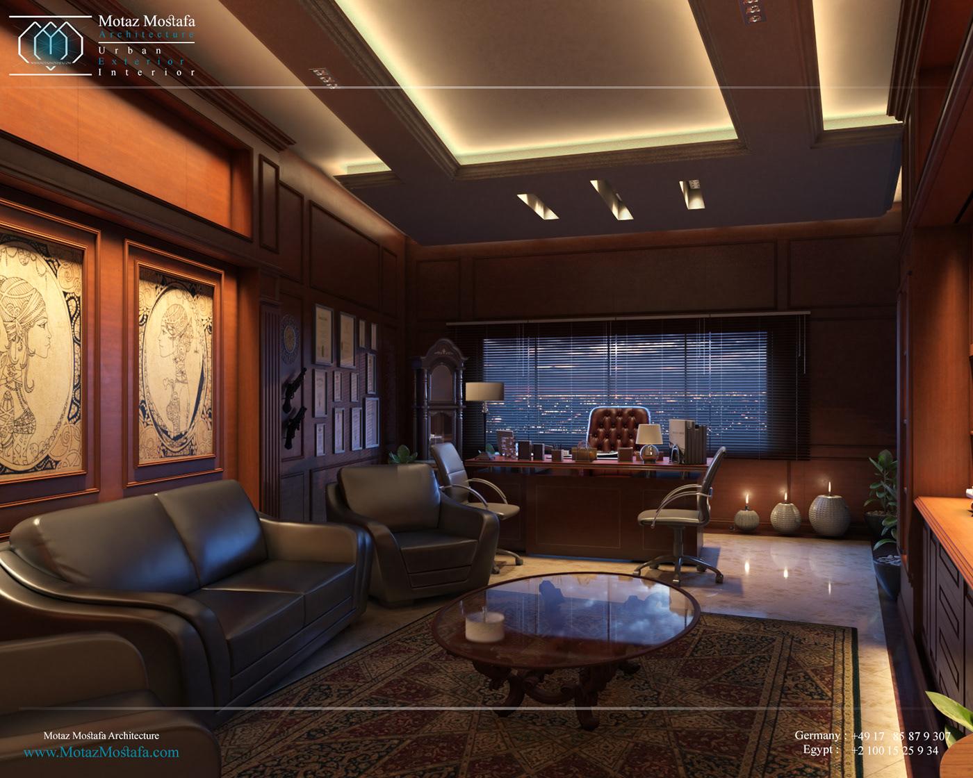 architecture interior design  Interior design creative decor graphics art Style Motaz mostafa