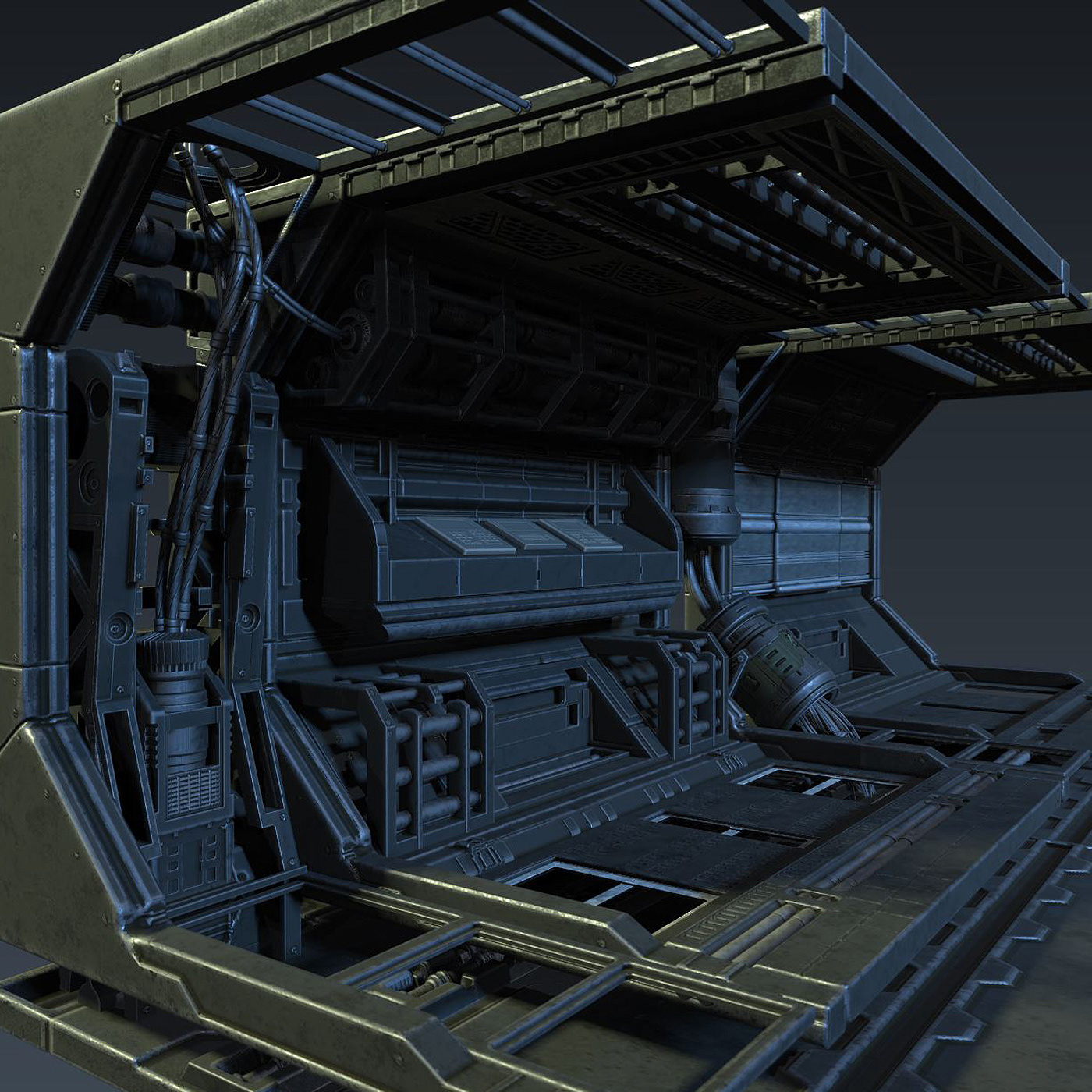 Image may contain: screenshot and building