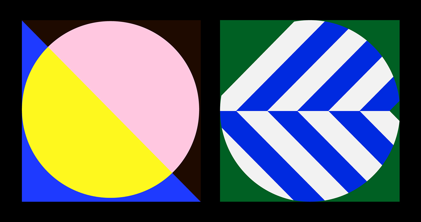 Shapes, colors and lines