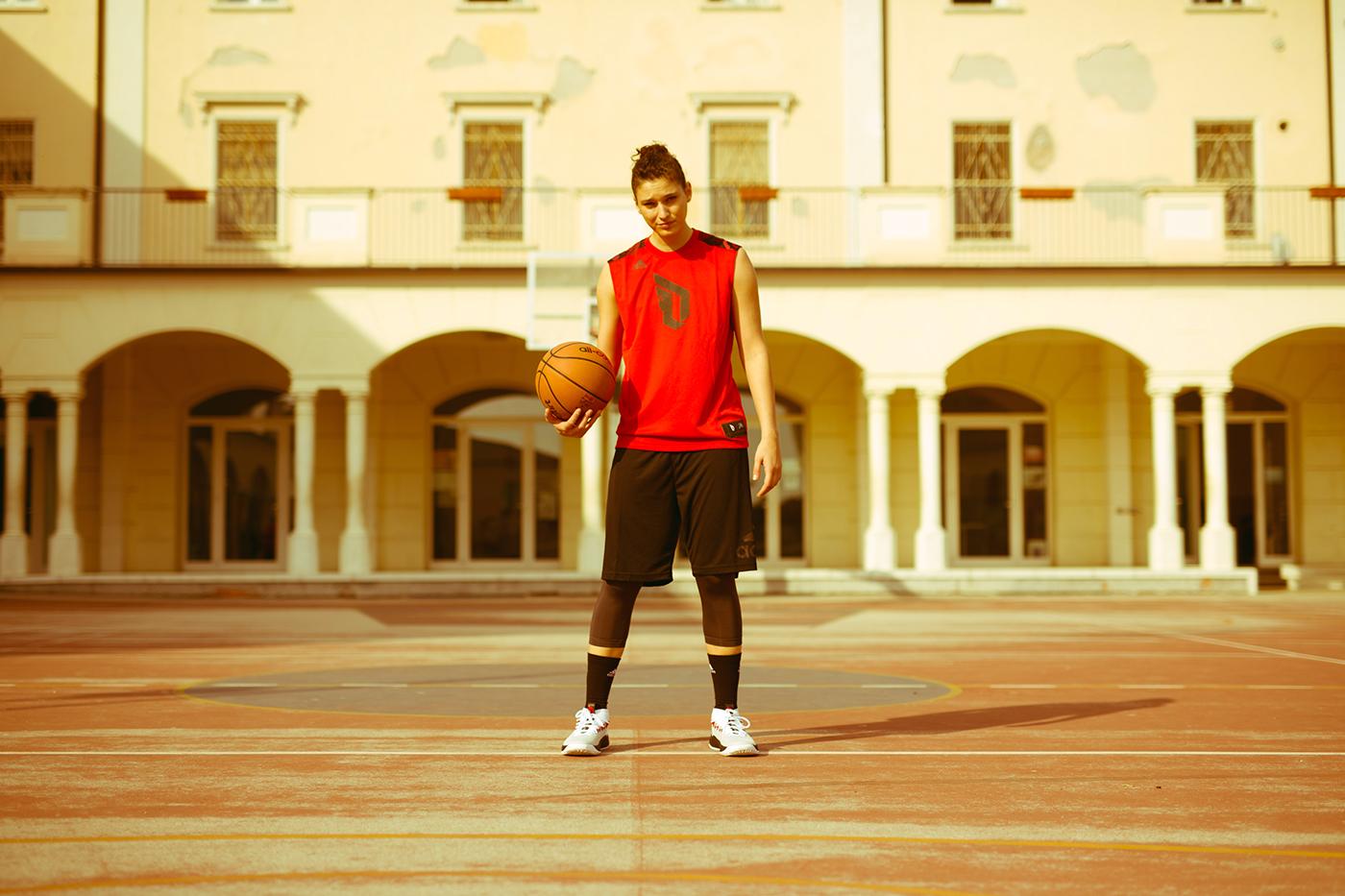 basket basketball NBA adidas Lillard sport game training court Basketballcourt