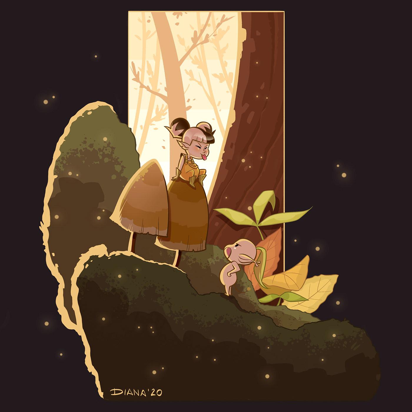 book children elf fantasy Magic