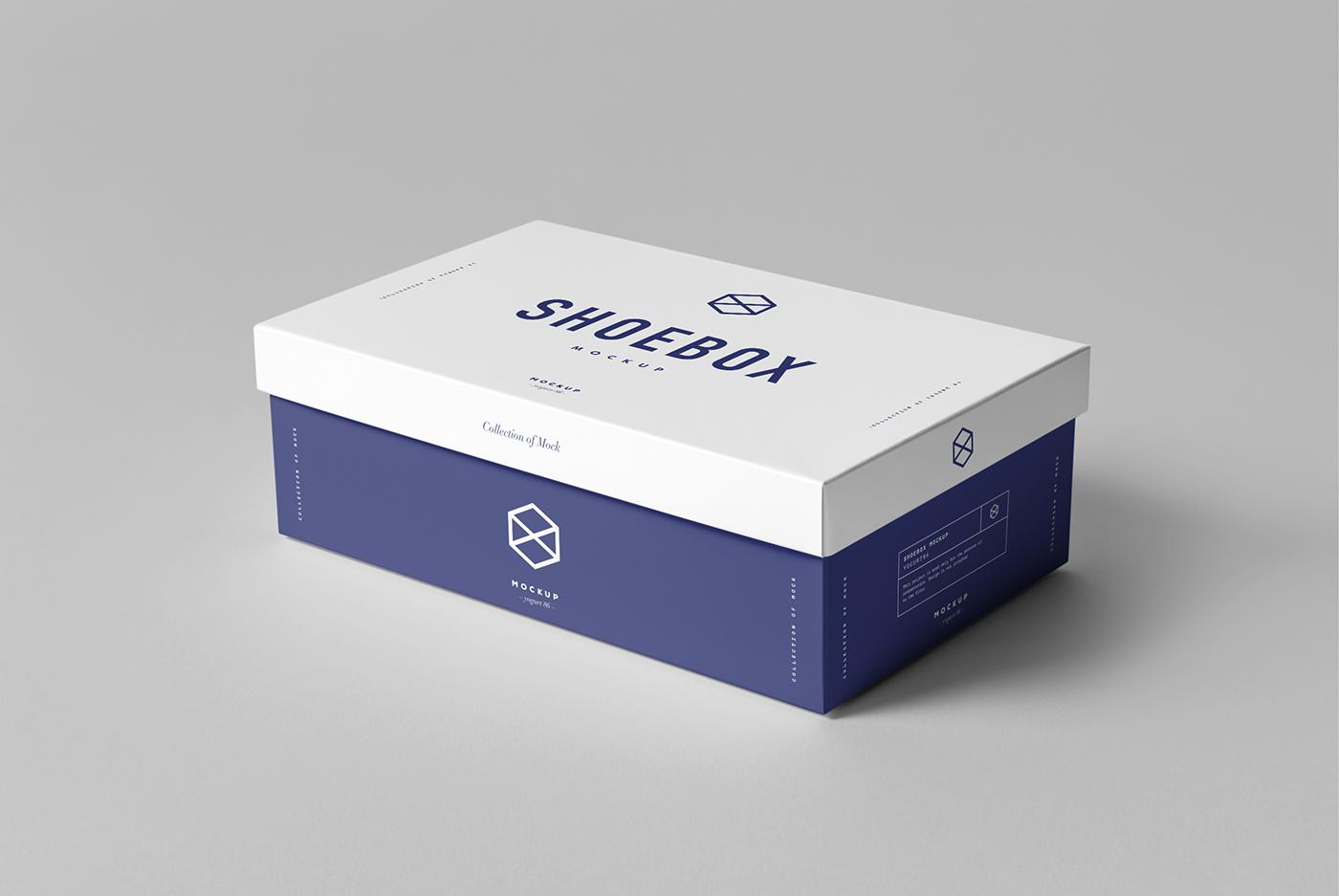 高質感的24張鞋盒包裝設計欣賞
