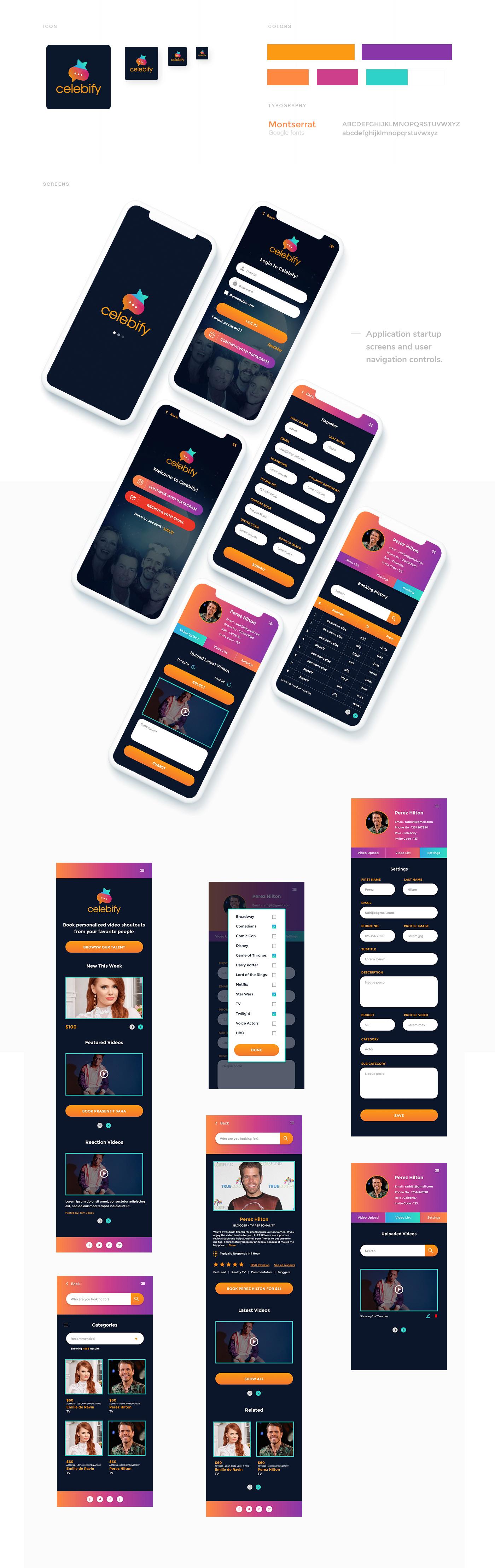 Android App app app design iOS App Mobile app web app