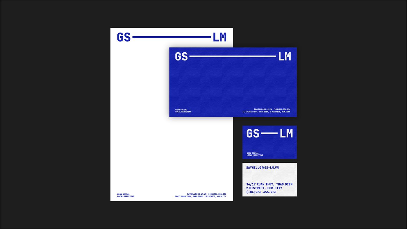 Brand Design brand identity concept guideline logo type mark type design vietnam