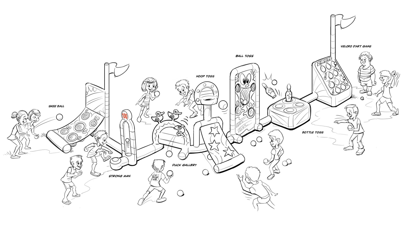 concepts cool ideation sketches toy