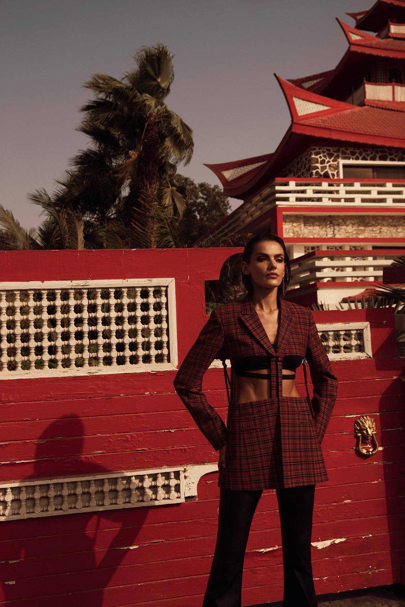 ADA dubai editorial Fashion  julia chernih mmg photographer Photography  UAE