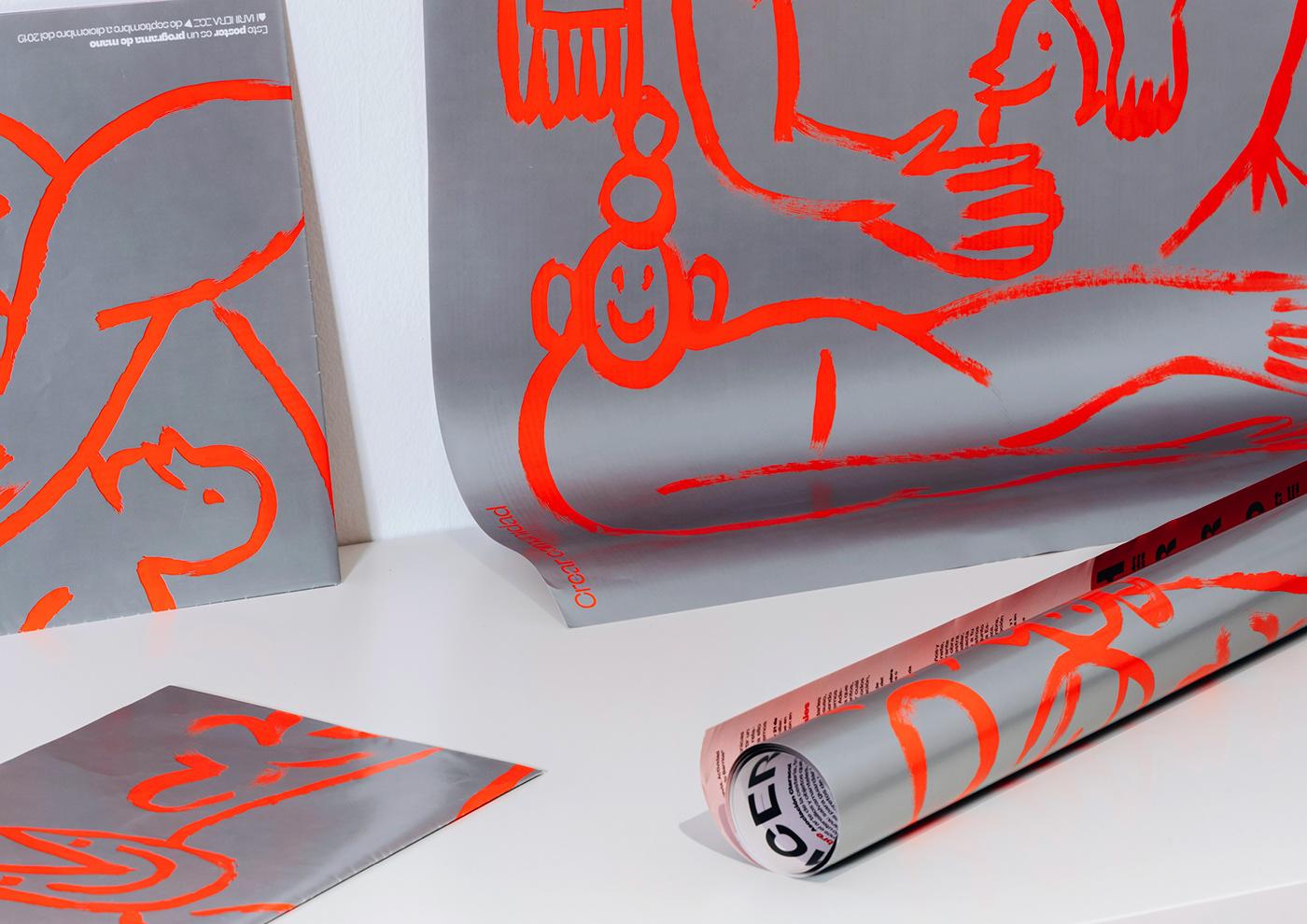 animation  ILLUSTRATION  painting   streetart