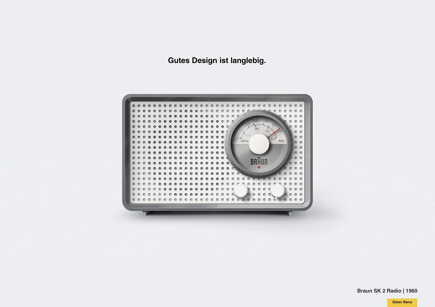 Dieter Rams dieter rams illustrations on behance