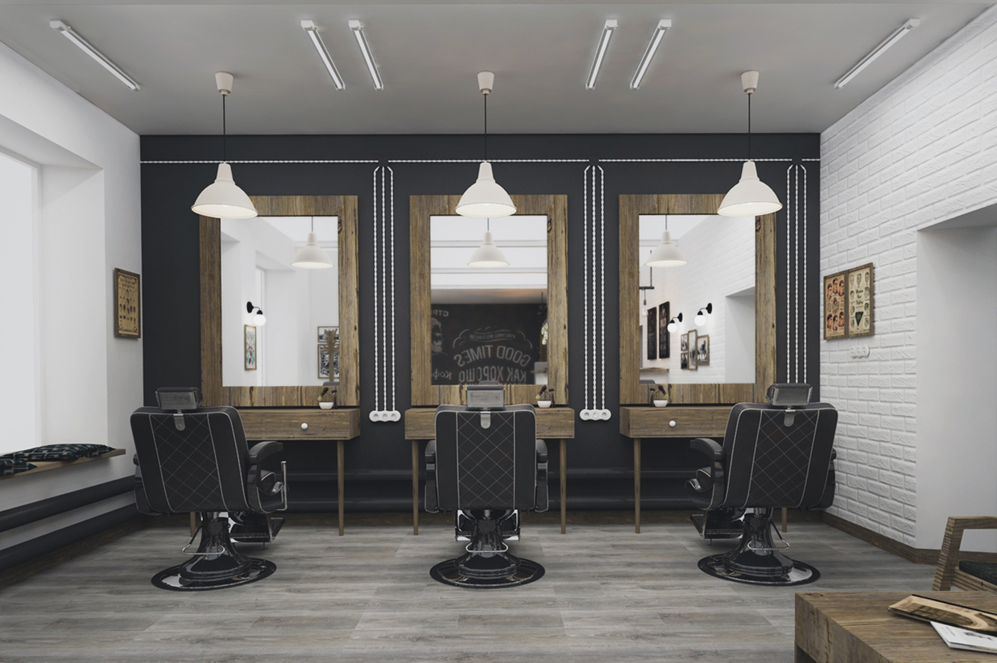 barbershop Coffee