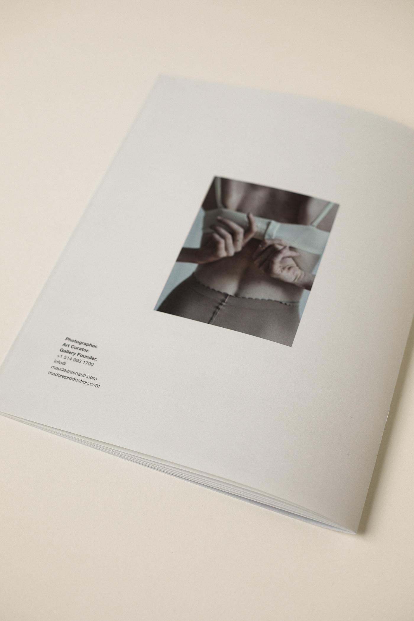 fashion photography branding  design editorial photo book Promo photo editorial design