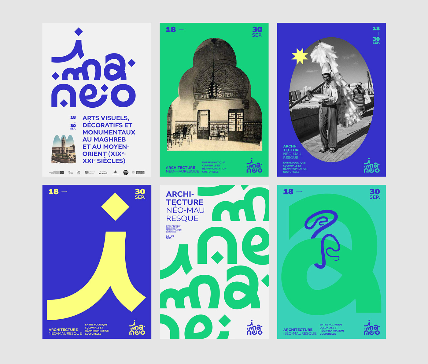 arabian architecture art nouveau cultural history identity logo neo moorish occident Orient