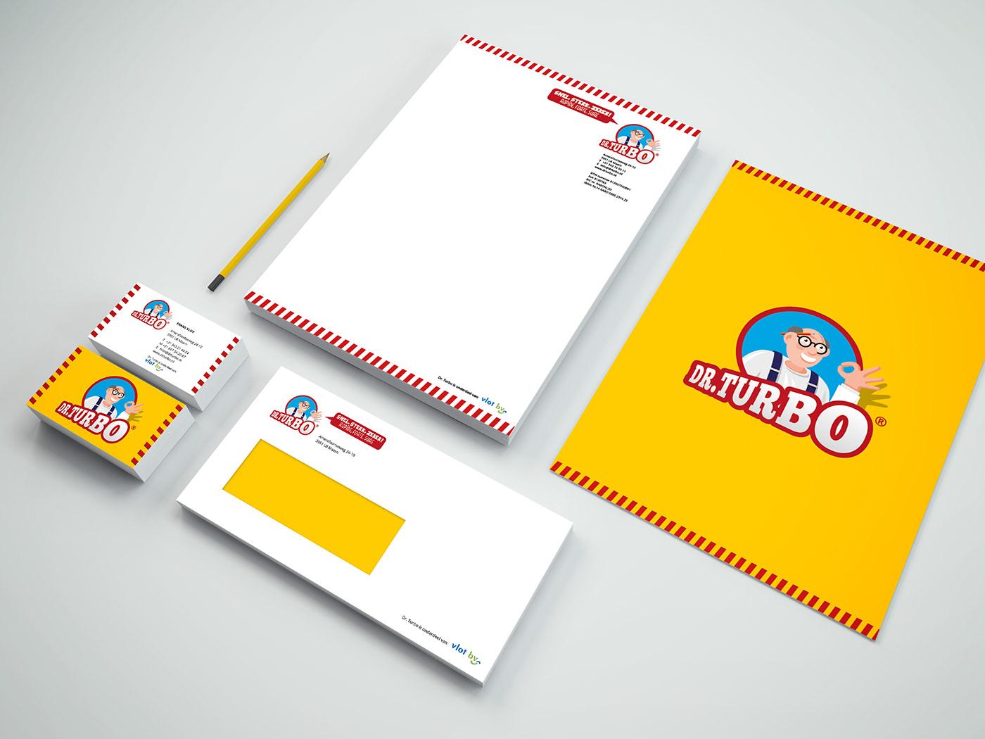 rebranding logo Character Packaging